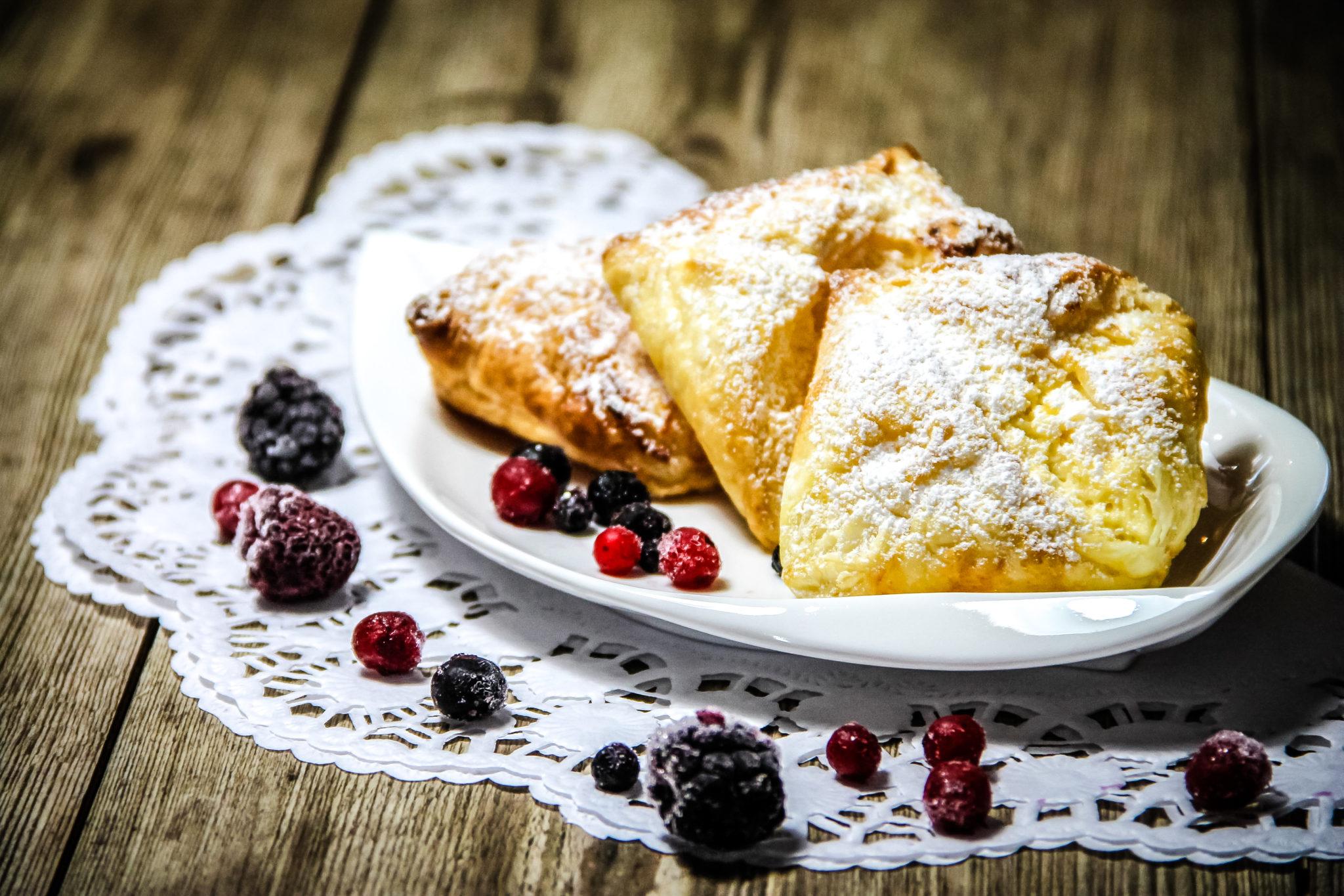 Express Quarktaschen Sensationell Schnell Joyful Food