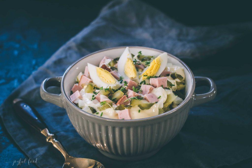 Schlesischer Kartoffelsalat - Omas bestes Rezept