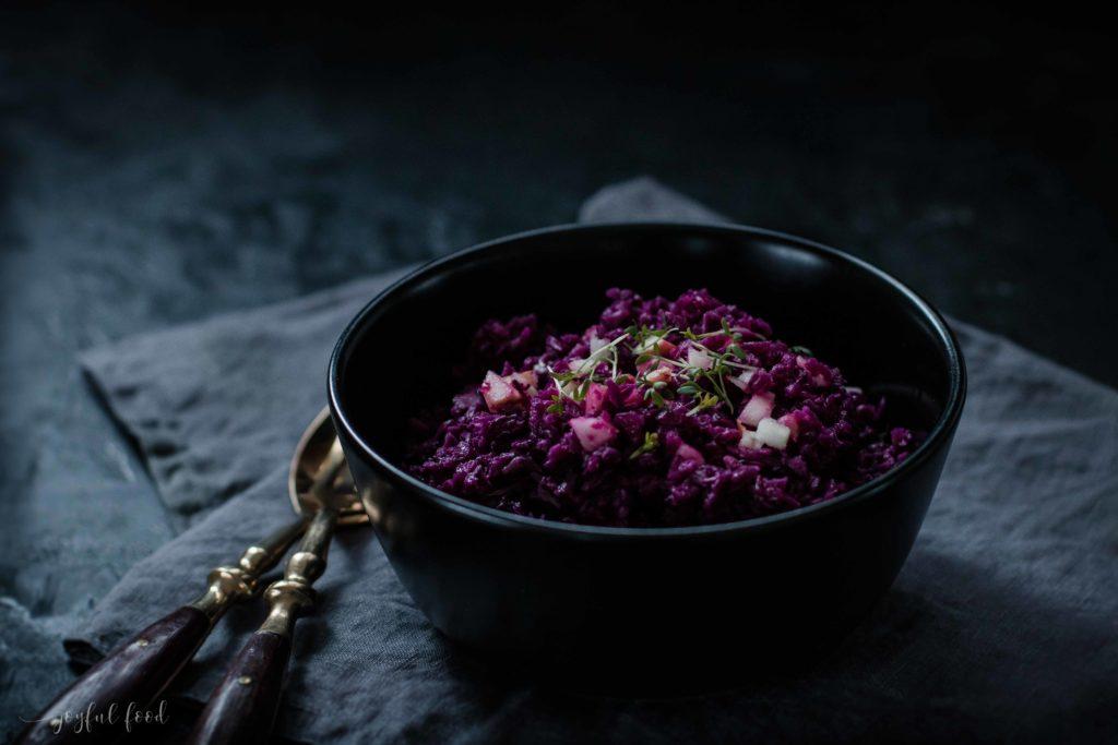 Blaukrautsalat: Rezept für köstlichen und gesunden Rotkohl