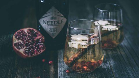 Warmer Winter Gin: köstlich fruchtig mit Needle Blackforest Gin